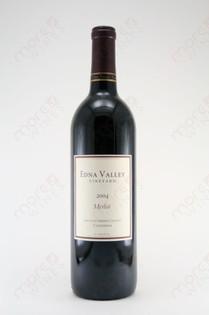 Edna Valley Vineyard San Luis Obispo County Merlot 2004 750ml