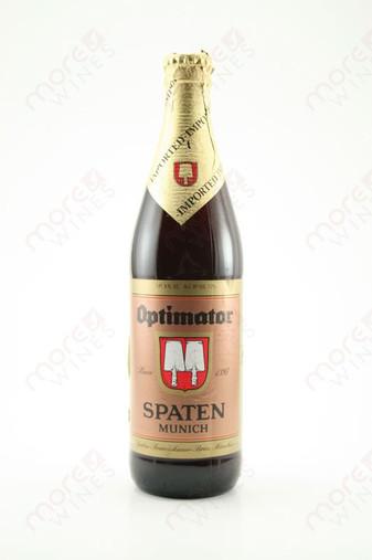 Spaten Optimator Malt Liquor 16.9 fl oz