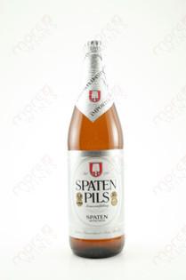 Spaten Pils Malt Liquor 16.9 fl oz
