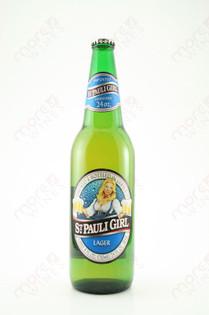 St. Pauli Girl Lager 24fl oz