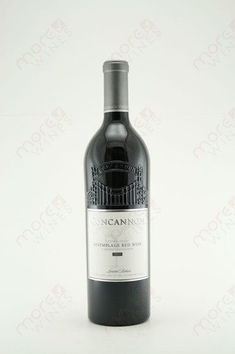 Concannon Central Coast Assemblage Red Wine Limited Release 2004 750ml