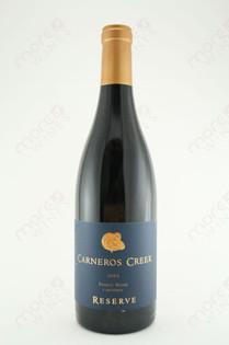 Carneros Creek Reserve Pinot Noir 2004 750ml