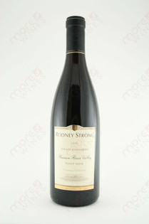 Rodney Strong Sonoma County Russian River Valley Pinot Noir 2007 750ml