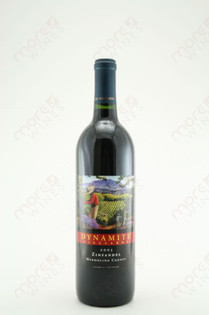 Dynamite Vineyards Mendocino County Zinfandel 2003 750ml