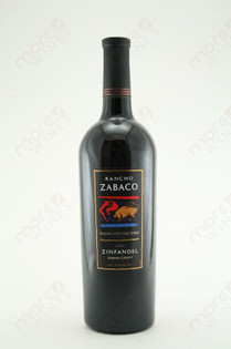 Rancho Zabaco Sonoma County Zinfandel 2003 750ml