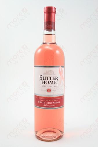 Sutter Home White Zinfandel 750ml