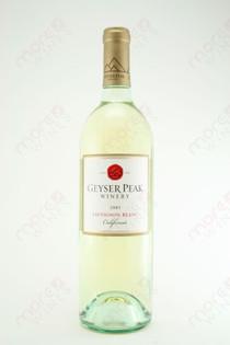 Geyser Peak Winery Sauvignon Blanc 2005 750ml