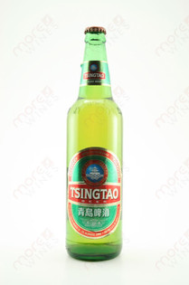 TsingTao Lager Beer 21.6fl oz