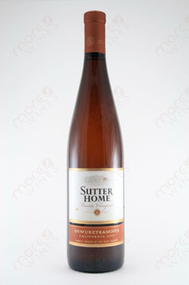 Sutter Home Family Vineyards Gewurztraminer 750ml