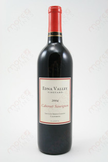 Edna Valley Vineyard Cabernet Sauvignon 2004 750ml
