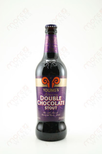 Young's Double Chocolate Stout 16.9 fl oz