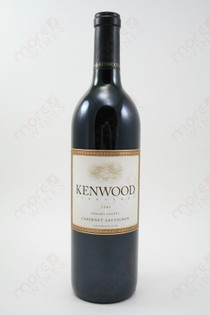Kenwood Cabernet Sauvignon 2006 750ml