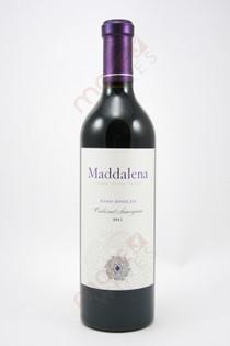 Maddalena Vineyard Cabernet Sauvignon 2011 750ml