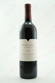 Merryvale Starmont Cabernet Sauvignon 2004 750ml