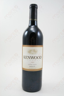Kenwood Merlot 2009 750ml