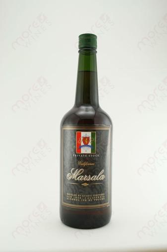 Private Stock Marsala 750ml