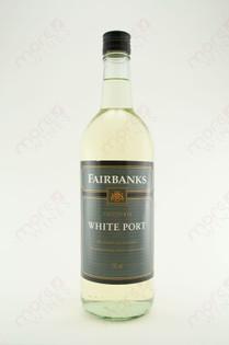 Fairbanks White Port 750ml