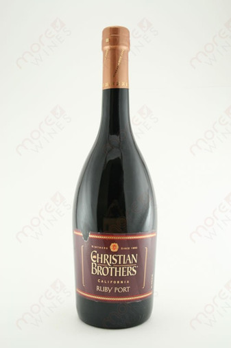 Christian Brothers Ruby Port 750ml