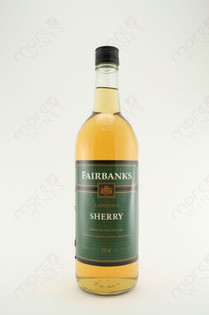 Fairbanks Sherry 750ml