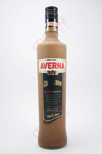 Averna Cream Il CremAmaro Liqueur 750ml