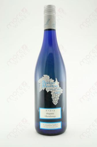Badger Mountain Organic Chardonnay 2006 750ml