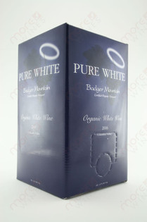 Badger Mountain Pure White Organic 3L