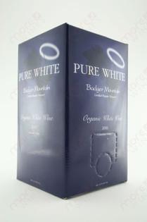 Badger Mountain Pure White Organic 3L