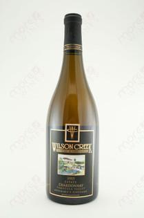Wilson Creek Estate Chardonnay 750ml