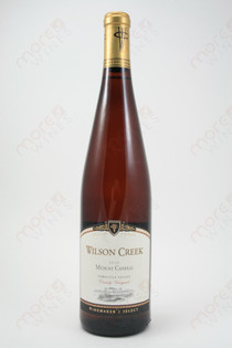 Wilson Creek Muscat Canelli 750ml