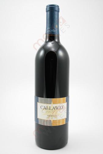 Callaway Coastal Merlot Cellar Selection 750ml