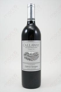 Callaway Coastal Cabernet Sauvignon 2011 750ml