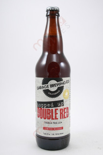 Garage Brewing Co. Hopped Up Double Red 22fl oz