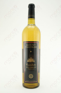 Mount Palomar Castelletto Cortese 2003 750ml