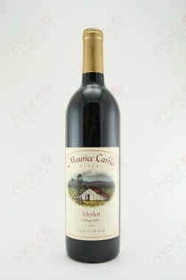 Maurice Carrie Winery Merlot 750ml