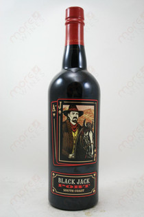 South Coast Winery Black Jack Port 750ml