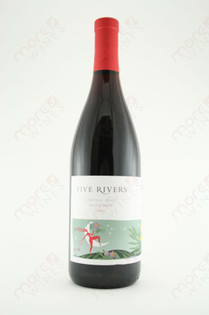 Five Rivers Central Coast Pinot Noir 2005 750ml