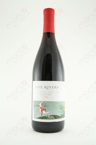 Five Rivers Central Coast Pinot Noir 2005 750ml