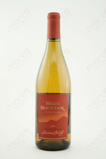 Moon Mountain Sonoma County Chardonnay 2004 750ml