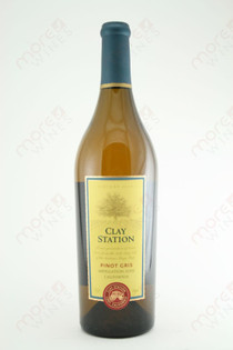 Clay Station Lodi Pinot Gris 750ml
