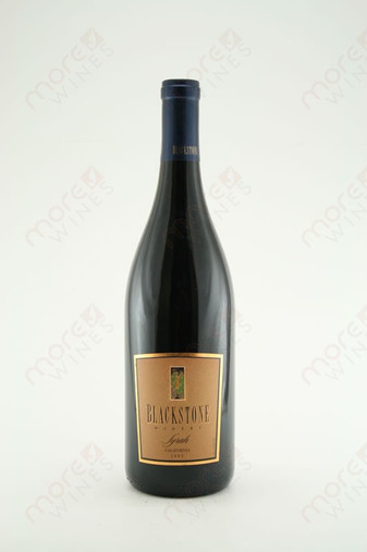 Blackstone Syrah 750ml