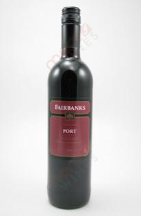 Fairbanks Port 750ml