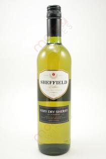 Sheffield Cellars Very Dry Sherry 750ml