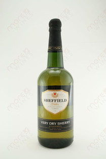 Sheffield Cellars Very Dry Sherry 750ml