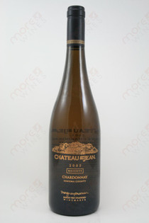Chateau St. Jean Reserve Chardonnay 750ml