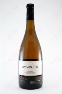 Hayman Hill Chardonnay Russian River Reserve Selection 750ml