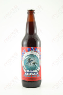 Port Brewing Shark Attack Double Red Ale 22 fl oz