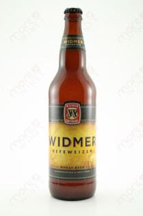 Widmer Hefeweizen Wheat Beer 22 fl oz