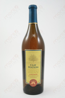 Clay Station Lodi Viognier 750ml