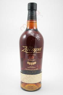Ron Zacapa Centenario Solera 23 Anos Rum 750ml