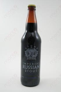 Stone Imperial Russian Stout 22 fl oz